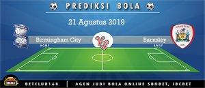 Prediksi Birmingham City Vs Barnsley 21 Agustus 2019