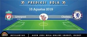 Prediksi Liverpool Vs Chelsea 15 Agustus 2019