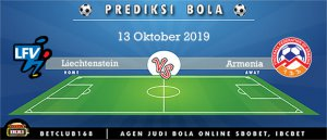 Prediksi Liechtenstein Vs Armenia 13 Oktober 2019