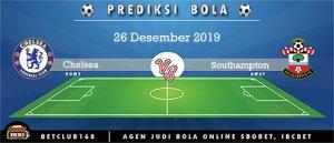 Prediksi Chelsea Vs Southampton 26 Desember 2019
